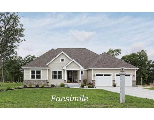 Maison unifamiliale pour l Vente à 8 Powderhorn 8 Powderhorn Pelham, New Hampshire 03076 États-Unis