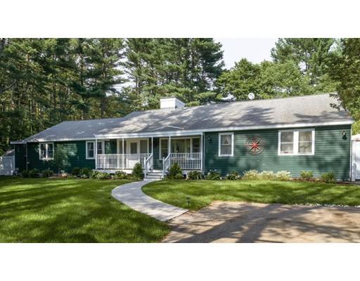 واحد منزل الأسرة للـ Sale في 7 Alma Road 7 Alma Road Millis, Massachusetts 02054 United States