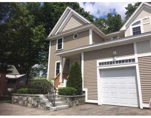 Appartement en copropriété pour l Vente à 173 North Main #173 173 North Main #173 Natick, Massachusetts 01760 États-Unis