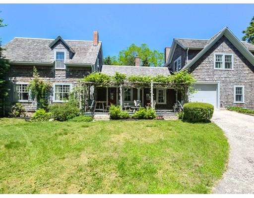 واحد منزل الأسرة للـ Sale في 275 W Falmouth Hwy Falmouth, Massachusetts 02540 United States