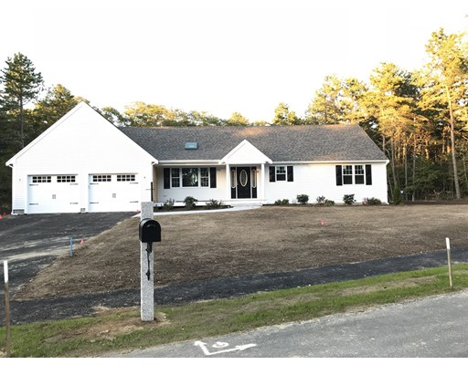 Single Family Home for Sale at 11 Faith's Way Falmouth, Massachusetts 02536 United States