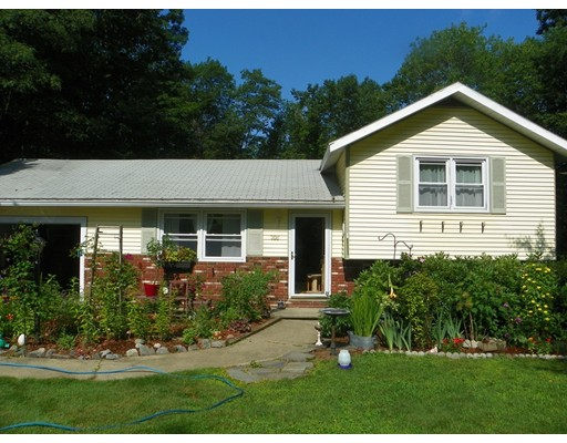 Maison unifamiliale pour l Vente à 706 Central Street 706 Central Street Winchendon, Massachusetts 01475 États-Unis