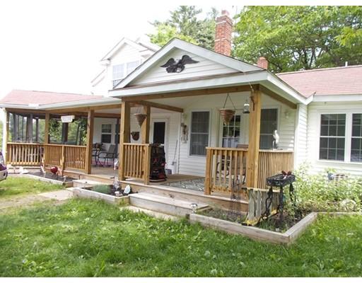 Casa Unifamiliar por un Venta en 815 Alger Winchendon, Massachusetts 01475 Estados Unidos