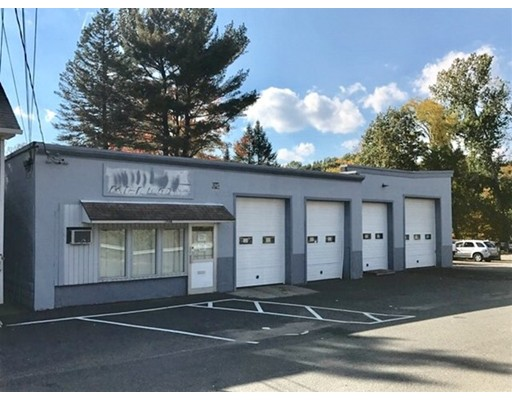 Commercial for Sale at Westfield Street West Springfield, Massachusetts 01089 United States