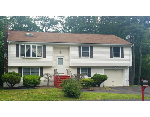 Single Family Home for Sale at 29 Alward Drive Randolph, 02368 United States