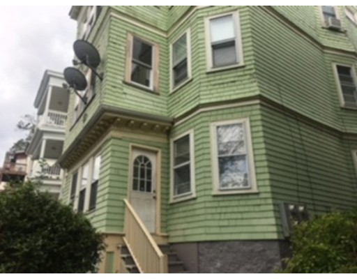 Multi-Family Home for Sale at 16 Fowler Street 16 Fowler Street Boston, Massachusetts 02121 United States