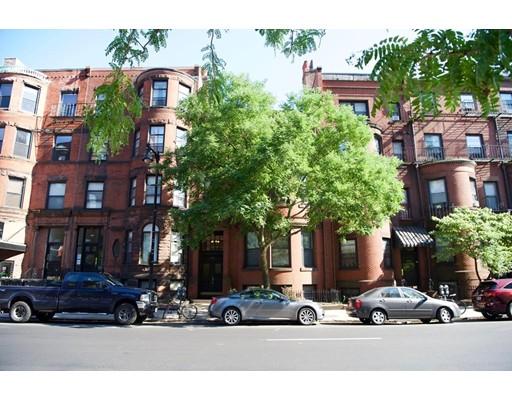 Casa Unifamiliar por un Alquiler en 501 Beacon Street Boston, Massachusetts 02215 Estados Unidos