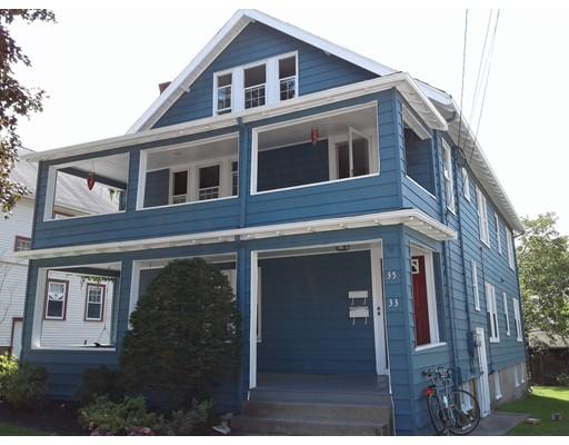 Condominium for Sale at 35 Barnard Road Belmont, Massachusetts 02478 United States