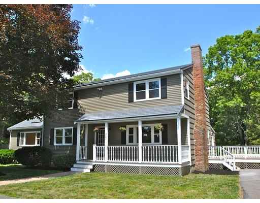 Single Family Home for Sale at 35 Forest Street Plympton, Massachusetts 02367 United States