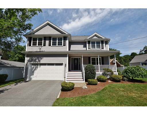 Single Family Home for Sale at 11 Sanderson Road Waltham, 02451 United States