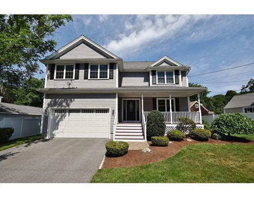 واحد منزل الأسرة للـ Sale في 11 Sanderson Road Waltham, Massachusetts 02451 United States