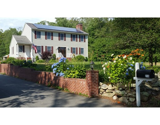 Single Family Home for Sale at 215 Narrow Avenue Westport, Massachusetts 02790 United States