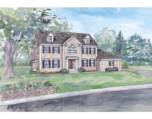 Частный односемейный дом для того Продажа на 1 Settlers Lane 1 Settlers Lane Wenham, Массачусетс 01984 Соединенные Штаты