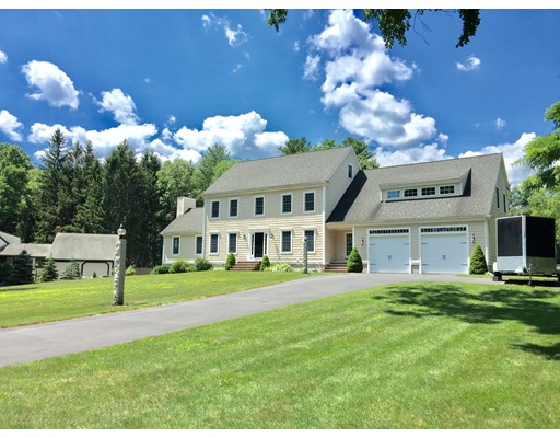 Single Family Home for Sale at 183 Scotland Street West Bridgewater, Massachusetts 02379 United States