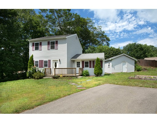 Single Family Home for Sale at 22 Overlook Road Holbrook, Massachusetts 02343 United States