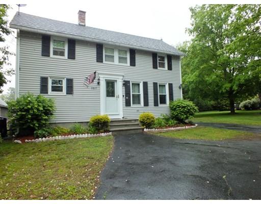 独户住宅 为 出租 在 267 Maple Street East Longmeadow, 马萨诸塞州 01028 美国