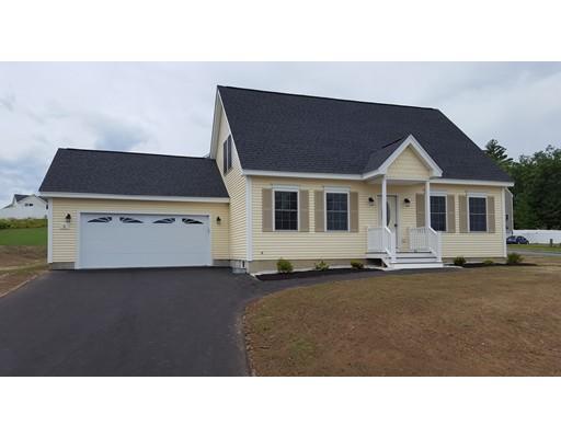 Частный односемейный дом для того Продажа на 13 Crawford Lane 13 Crawford Lane Hooksett, Нью-Гэмпшир 03106 Соединенные Штаты