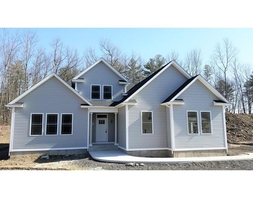 Частный односемейный дом для того Продажа на 36 Magnolia Lane, Lot BG(s) 36 Magnolia Lane, Lot BG(s) Belchertown, Массачусетс 01007 Соединенные Штаты