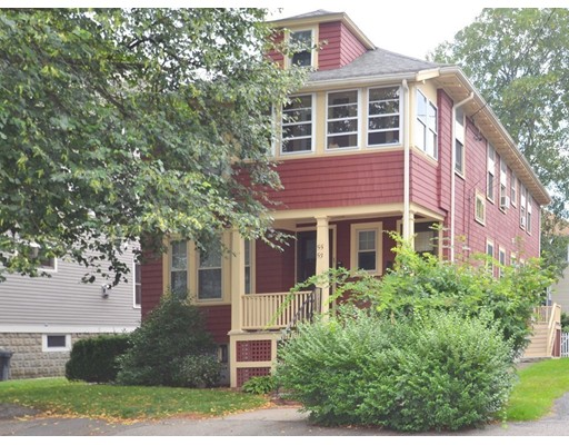Multi-Family Home for Sale at 53 Alma Avenue Belmont, Massachusetts 02478 United States