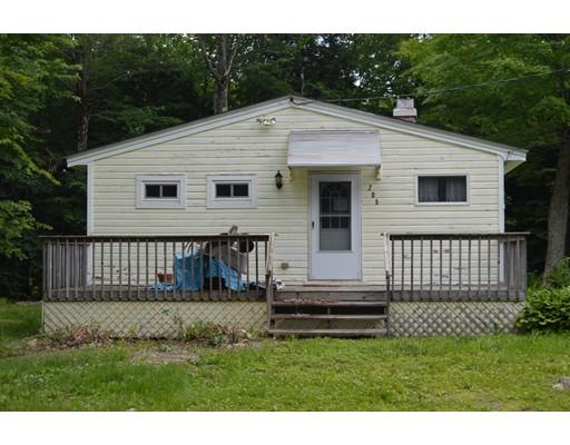 独户住宅 为 销售 在 205 Alan A Dale Drive Becket, Massachusetts 01223 United States