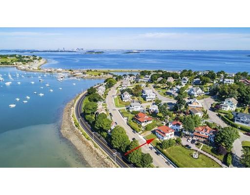 واحد منزل الأسرة للـ Sale في 862 Nantasket Avenue Hull, Massachusetts 02045 United States
