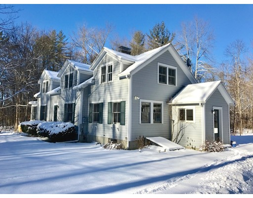 Single Family Home for Sale at 48 Cushman Road 48 Cushman Road Leverett, Massachusetts 01054 United States