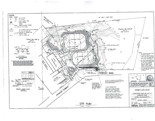 Land for Sale at 15 Chebacco Ipswich, Massachusetts 02938 United States