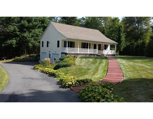 Single Family Home for Sale at 50 Bacon Road Ware, Massachusetts 01082 United States