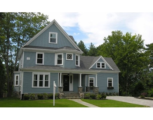 Single Family Home for Sale at 309 Walnut Street Wellesley, Massachusetts 02481 United States