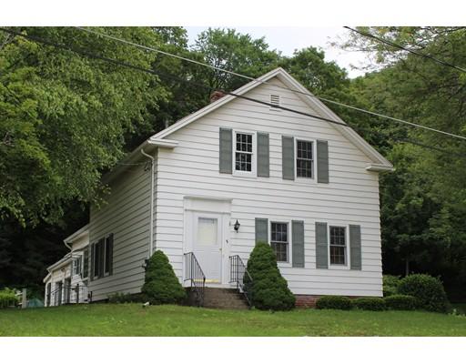 Частный односемейный дом для того Продажа на 5 River Road South Deerfield, Массачусетс 01373 Соединенные Штаты