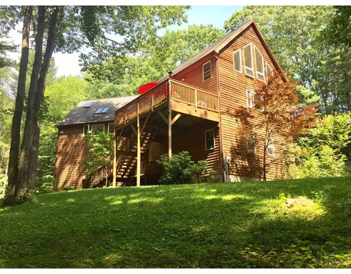 Single Family Home for Sale at 99 Sand Hill Road 99 Sand Hill Road Shutesbury, Massachusetts 01072 United States