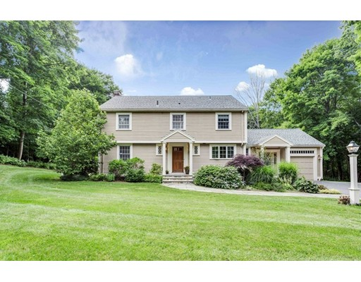 Single Family Home for Sale at 226 Conant Road Weston, Massachusetts 02493 United States