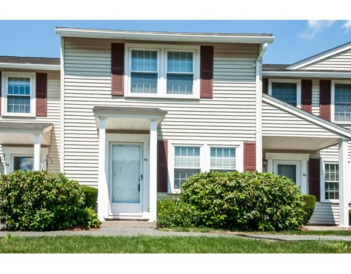Condominium for Sale at 13 Pullard Grafton, Massachusetts 01519 United States
