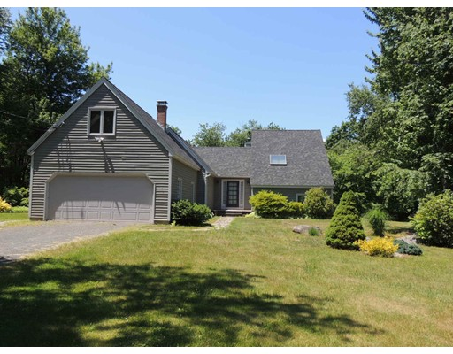 Single Family Home for Sale at 150 Wendell Road Shutesbury, Massachusetts 01072 United States