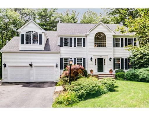 独户住宅 为 销售 在 556 Acorn Park Drive 阿克顿, 马萨诸塞州 01720 美国