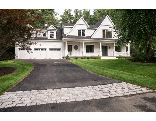 Single Family Home for Sale at 129 Edgewater Drive Needham, Massachusetts 02492 United States