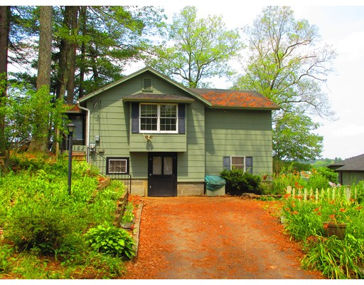Single Family Home for Sale at 182 Red Gable Road East Brookfield, Massachusetts 01515 United States