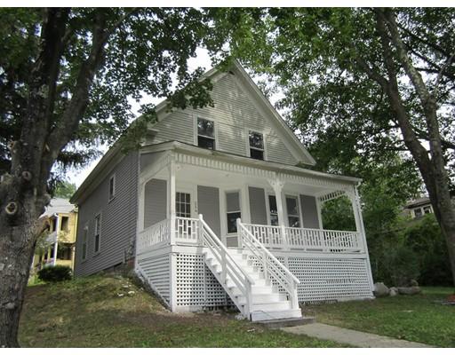 Single Family Home for Sale at 254 DRURY Avenue Athol, Massachusetts 01331 United States