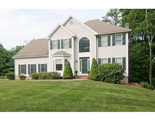 Single Family Home for Sale at 12 Jennifer Drive Westford, 01886 United States