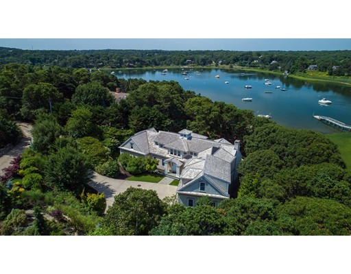 Maison unifamiliale pour l Vente à 279 Woodland Way Chatham, Massachusetts 02650 États-Unis