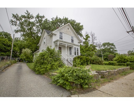 Single Family Home for Sale at 176 Main Street 176 Main Street Millville, Massachusetts 01529 United States