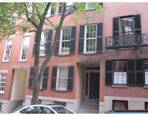 Single Family Home for Rent at 83 Revere Street Boston, Massachusetts 02114 United States