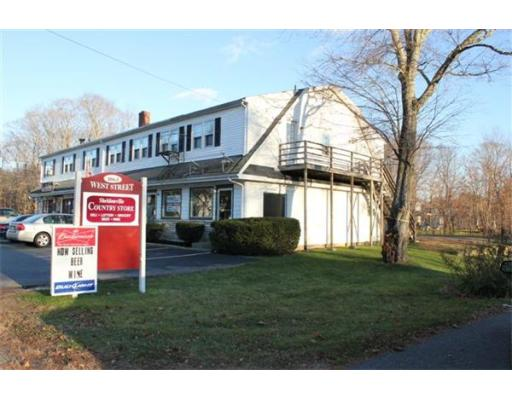 Commercial للـ Rent في 1063 West Street 1063 West Street Wrentham, Massachusetts 02070 United States