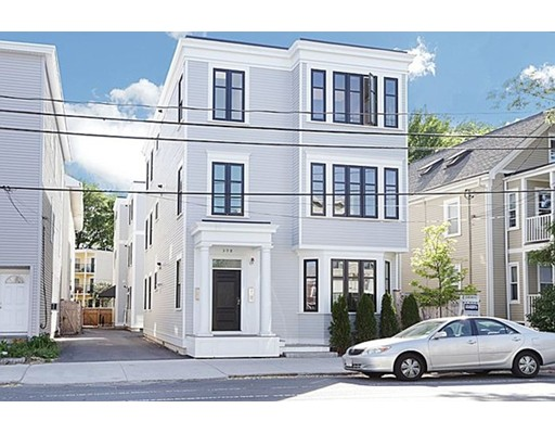 Additional photo for property listing at 308 Beacon  Somerville, Massachusetts 02143 United States