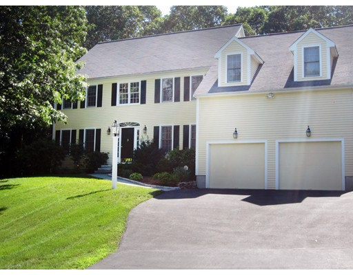 Single Family Home for Sale at 12 Penacook Lane Natick, Massachusetts 01760 United States
