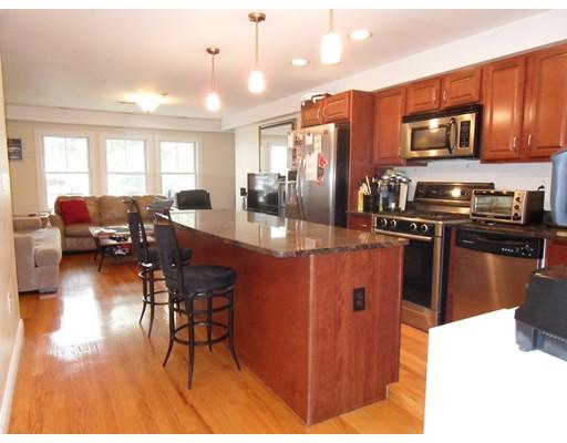 Single Family Home for Rent at 128 Kenrick Street Boston, Massachusetts 02135 United States