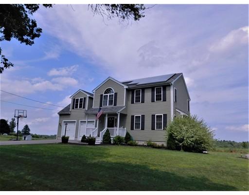 独户住宅 为 销售 在 158 Scotland Street West Bridgewater, 马萨诸塞州 02379 美国