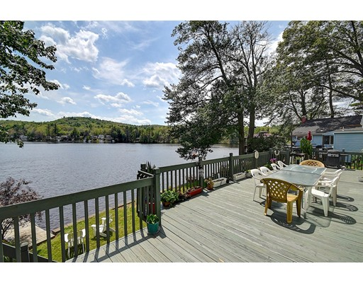 Single Family Home for Sale at 11 Lakeridge Drive 11 Lakeridge Drive Holland, Massachusetts 01521 United States