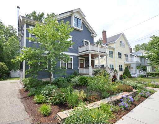 Multi-Family Home for Sale at 208 Lakeview Avenue Cambridge, Massachusetts 02138 United States