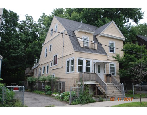 Multi-Family Home for Sale at 79 Waldeck Street Boston, Massachusetts 02124 United States